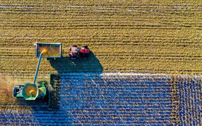 La importancia del sector agrario en Aragón
